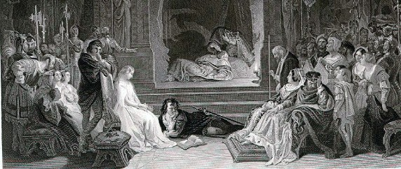 corruption and decay in hamlet